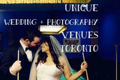 Looking for unique wedding venue or photo shoot location? Wedding Venues Toronto, Unique Wedding Venues, Unique Weddings, Wedding Poses, Wedding Engagement, Engagement Photos, Wedding Ceremony, Posing Guide, Posing Ideas