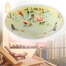 Free shipping Bedroom lamp romantic fashion ceiling light chinese style ceiling light Dia300mm 110- 220V CL1035(China)