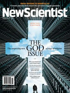 NewScientist #magazine #cover