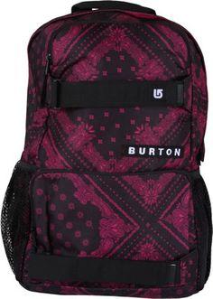 burton Treble Yell skateboard backpack
