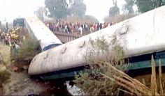 कानपुर रेल हादसा: सबसे ज्यादा पश्चिम बंगाल और राजस्थान के घायल, 52 की सूची में जयपुर,अजमेर के यात्री शामिल