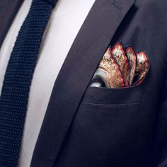 3fdfdebd1dbb3 Rampley & co monogrammed pocket square: The Death of Major Peirson