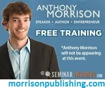 Anthony Morrison is an Author, Entrepreneur and Internet Marketer. He started Morrison Publishing to help other people learn the skills needed to build and scale businesses online. Share this post