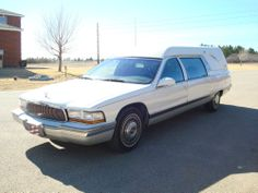 1995 Buick Roadmaster Hearse by Eureka