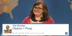 'SNL' Brilliantly Tackles Inane Social Media Political Comments