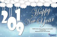 #edwayz wishes you happy new year 2019