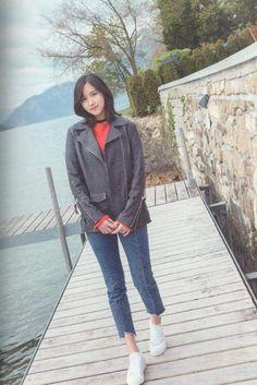 "Twice-Mina in Switzerland ""TWICE TV5"""