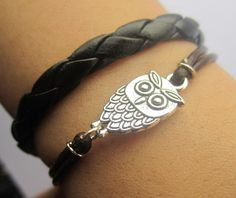 Hey, I found this really awesome Etsy listing at http://www.etsy.com/listing/100044375/bracelet-antique-silver-owl-bracelet