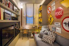 Confira ideias de dormitórios inovadores, estilosos, despojados e contemporâneos!