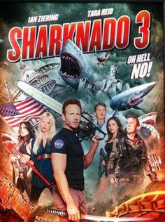 B-Movie | UK | The B Club | Sharknado 3 - Oh Hell No