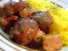 Trinidadian Stewed Chicken | Trinidad and Tobago Recipes | Caribbean Recipes | Easy Caribbean Shop Blog | Caribbean Food and Drink Groceries | Caribbean Recipes | Caribbean Travel