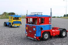 SCANIA 0/1 SERIES - The king of the road of the seventies