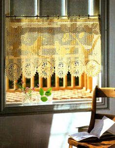Ideas para el hogar: Tutorial crochet para el hogar