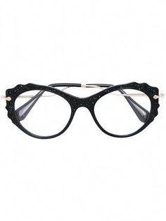 7515269082f8 Miu Miu Eyewear cat eye glasses  MiuMiu Miu Miu Eyewear