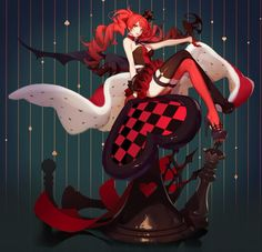 Queen of Hearts - FairyTale -Myethos