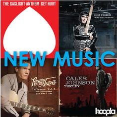 Borrow a new album on hoopla. Featuring music from Sinead O'Connor, THE GASLIGHT ANTHEM, Caleb Johnson, Randy Travis, and more!