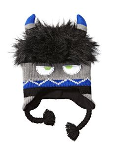 b90174eb876 he won t get lost in the crowd – monster critter hat