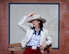 Line dancer Rosalie Mackay beat boot-scooters from across the world to win an international award. Picture: BRADEN FASTIER