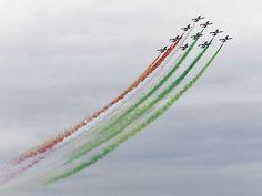Centovolte Forte Air Show - Frecce tricolori