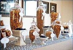 Milk Glass Collection!!! Winter Wonderland :  wedding cake stands candy buffet centerpieces compotes footed vases
