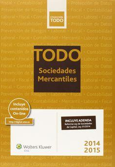 Todo sociedades mercantiles 2014-2015