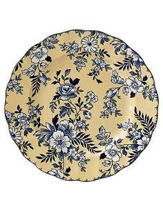 Johnson brothers devon cottage dinner plate table - Johnson brothers vajilla ...