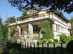 Abbeymoore Manor Bed and Breakfast Inn - Victoria, BC