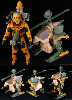 """What we all thought the world of toys was going to be in the future, sadly that was wrong. Jake Rockwell with the """"Hornet"""" helicopter suit, from the """"Centurions"""" toy line Toys R Us Kids, 80s Kids, Toys For Boys, Gi Joe, Retro Toys, Vintage Toys, 1980s Toys, Childhood Toys, Childhood Memories"""