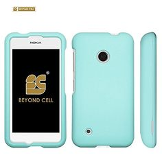 Beyond Cell ®Nokia Lumia 530 (T-mobile,Cricket,Metro PCS,AT&T,International) Slim Light Weight 2 piece Snap On Non-Slip Matte Hard Rubber Coated Rubberized Premium Protection Case Cover - Mint - Retail Packaging Beyond Cell http://www.amazon.com/dp/B00OQI73BQ/ref=cm_sw_r_pi_dp_vxEFub016DCWR