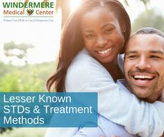 It's important to be aware of all aspects of your health. Did you know more than half of Americans will have some form of sexually transmitted disease (STD) in their lifetime? Discover more: https://windermeremedicalcenter.com/lesser-known-stds-and-treatment-methods/