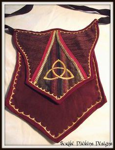 travel bag, Jasmine Becket-Griffith Sun Child Moon Child zippered pouch art supply pencil bag wristlet