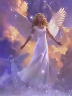 Iphone Wallpaper Images, Fairy Wallpaper, Angel Images, Angel Pictures, Finger Henna, I Believe In Angels, Angels In Heaven, Angel Art, Girl Gifs
