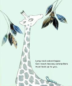 Giraffe Poetry | Carla Sonheim