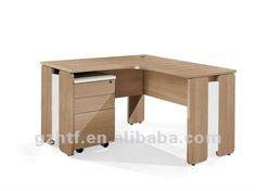 デスク 木製 - Google Search Wood Office Desk, Corner Desk, Google, Furniture, Home Decor, Corner Table, Decoration Home, Wood Desk, Room Decor