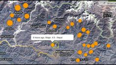 4/25/2015 - Nepal Rocked by 7.8 Earthquake, Over 1000 Dead and Many More Missing