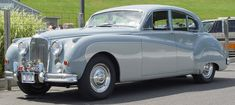 1959 Jaguar Mark IX Sedan