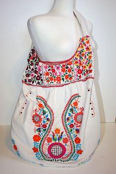 Bolso, artesanía Méxicana