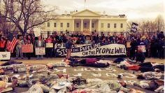Dozens Arrested At White House In Keystone XL Pipeline Protests, Mainstream Media Ignores Events~ Published On March 2, 2014 |