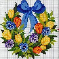 """Szép szív Stuff: """"tulipánok felülvizsgálati tervek és minták."""""""