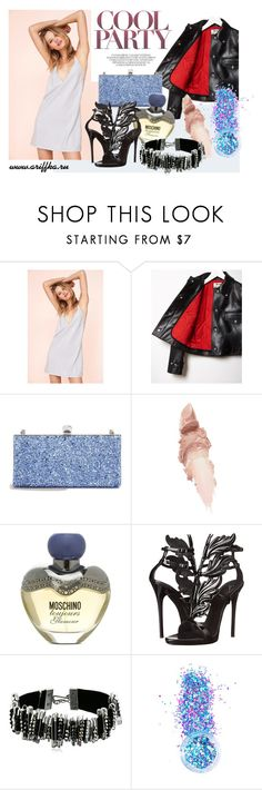"""""""Are you ready?"""" by ariffka on Polyvore featuring мода, Motel, Acne Studios, Jimmy Choo, Maybelline, Moschino, Giuseppe Zanotti, Marc Jacobs и In Your Dreams"""
