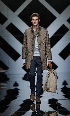 men's runway spring/summer burberry 2014   ... italian: Burberry Prorsum - Spring Summer 2010 Menswear collection