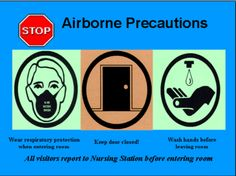 Airborne Precautions  - Infection Control at SickKids