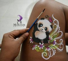 Panda Michel Mckenzie-Joseph