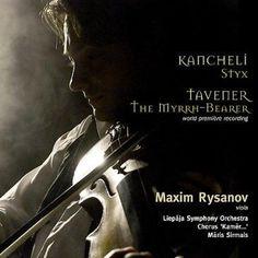 Liepaja Symphony Orchestra - Kancheli: Myrrh Bearer