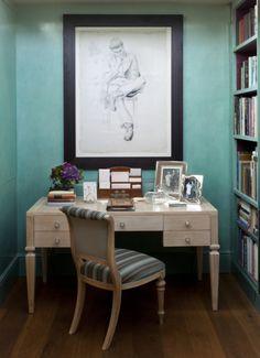 Nina's study