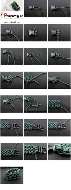 Paracord Bracelet Guild #Survival #Preppers