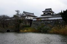 The remains of Fukuoka Castle (visited December 2012).