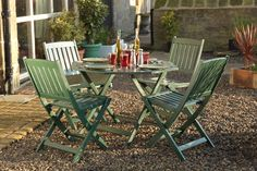 How to spray paint garden furniture | Rustoleum