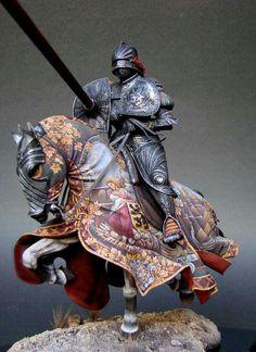 German (?) Mounted Knight