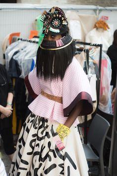 Central Saint Martins BA Fashion 2015 | Dazed